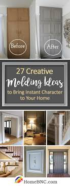 instant home design remodeling 27 creative molding ideas to bring instant character to your home