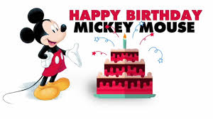 mickey mouse birthday happy birthday mickey mouse facts about everyone s favorite