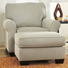 Oversized Chair With Ottoman Furniture Ashley Furniture Ottoman For Modern Living Room