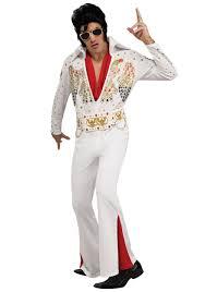jumpsuit costume deluxe 70s elvis jumpsuit costume mens elvis costumes