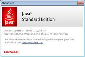 how to find java version in windows or mac manual method