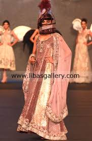 bridal collection pfdc l oreal bridal week 2013 bridal dress