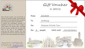 tickets gift card voucher