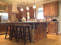kitchen island with corbels idea gallery