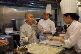 cooking your way to enlightenment with beop song