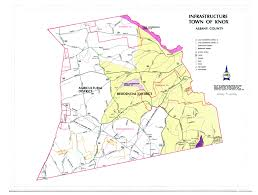 New York City Zoning Map by Local Laws Town Of Knox Ny