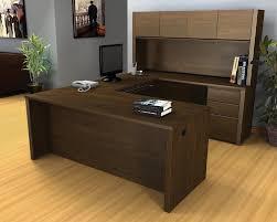 Brown Office Desk Best Simple Office Table Design Gallery Liltigertoo