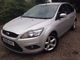 ford focus zetec 100 2008 facelift 1 6 petrol manual some service