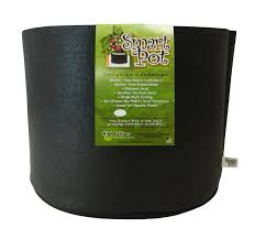 amazon com smart pots 10 gallon smart pot soft sided container