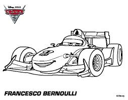 impressive cars 2 coloring pages francesco charming idea download