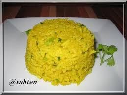 cuisine au safran riz simpliste au safran chez sahten cuisine libanaise par sahten