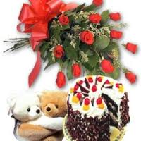A Birthday Cake Cake Delivery Philippines Flower Food At Cheapest Prices
