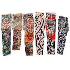 jdm tattoo sleeve 6 x temporary fake tattoo sleeves kit design fun arm leg party