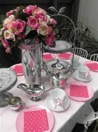 Party Tables Linens - tea party u0026 table setting information http www