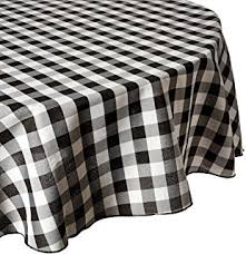 linentablecloth 90 inch polyester tablecloth