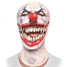 halloween mask clown the clown morphmask morph costumes us