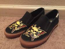converse all hi sailor jerry or sneakers bwn sz10