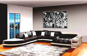 Modern Furniture For Living Room Living Room Light Gray Modern Sofas Exposed Wall Brown