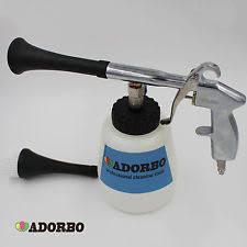 Car Interior Deep Cleaning Tornado Effect Vacuum Cleaning Gun Adapter Deep Vacuuming Of