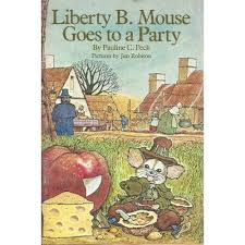 liberty b mouse goes to a about the thanksgiving