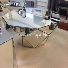 Coffee Table Mirror by Pre Order Classic Mirror Coffee Table U2013 House Of Sparkles