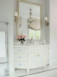 Mirrored Bathroom Vanities by Top 25 Best Feminine Bathroom Ideas On Pinterest Marble Kitchen