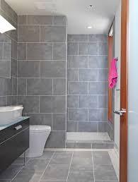 No Shower Door The Comtemporary Shower With No Glass Door