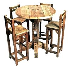 deck table and chairs outdoor pub table and stools pub table and chairs set high pub table