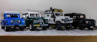 lego land rover lego land rover 4x4bricks