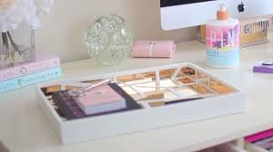 Desk Organizing Ideas Desk Organization Ideas How To Design A Girly Desktop