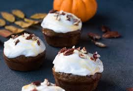 cuisiner la citrouille cupcakes à la citrouille épicée ève caplette nutritionniste