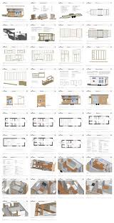 house plan layout tiny house on wheels floor plans blueprint for construction