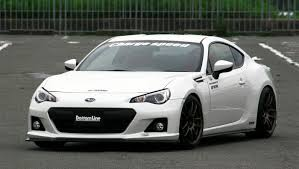subaru brz body kit bottomline body kit for the all new subaru brz auto moto japan