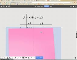 Algebraic Expressions Worksheets 9th Grade How To Do A 9th Grade Algebra Problem Youtube