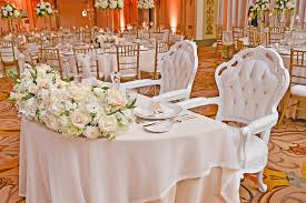 Table And Chair Rental Chicago Bride Wears Custom Ines Di Santo Gown At Glamorous Chicago Wedding