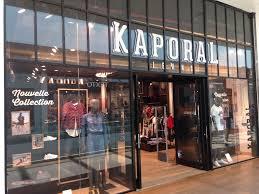 kaporal siege social kaporal centre cial toison d or 21000 dijon magasins de vêtement