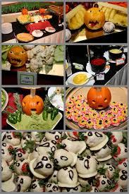 halloween food names