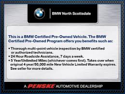 2014 used bmw 7 series 750i at bmw north scottsdale serving