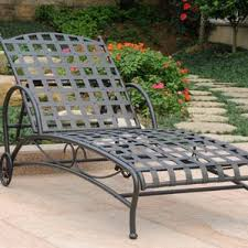 Metal Patio Furniture - Outdoor iron furniture
