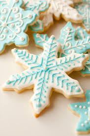 Recipe Decorated Cookies Iced Sugar Cookies Cooking Classy Christmas Cutout Frosted