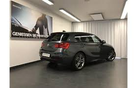 si e auto 1 bmw 120i m sport steptronic chf 38 900 used car auto ch
