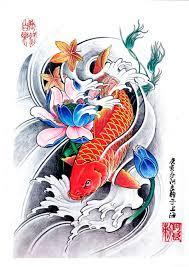 japanese koi fish designs elaxsir