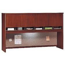 Office Furniture Components bush business furniture components collection 72 wide 4 door hutch