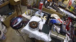 2004 2007 honda cbr 1000rr stator replacement youtube