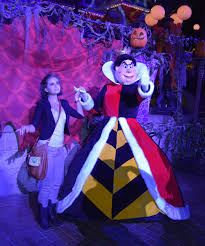disneyland halloween party dress code lots of guests dress in costume for mickey s not so scary mickey