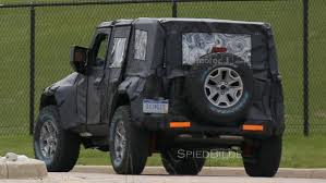 jeep hurricane engine 2018 jeep wrangler could get 300 hp turbo four engine