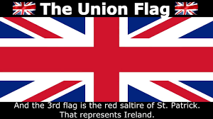 England Flag Colors How The Union Flag Is Made Up Origin Of The Union Jack British