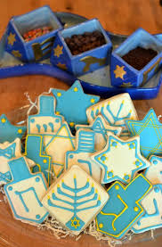 hanukkah cookies photos atlanta baker takes on hanukkah cookies