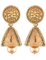 kerala style earrings in jhumki earrings women jewellery