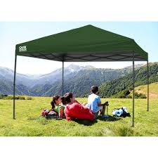 Bbq Canopy Walmart by Quik Shade Weekender Elite 10 U0027x10 U0027 Straight Leg Instant Canopy